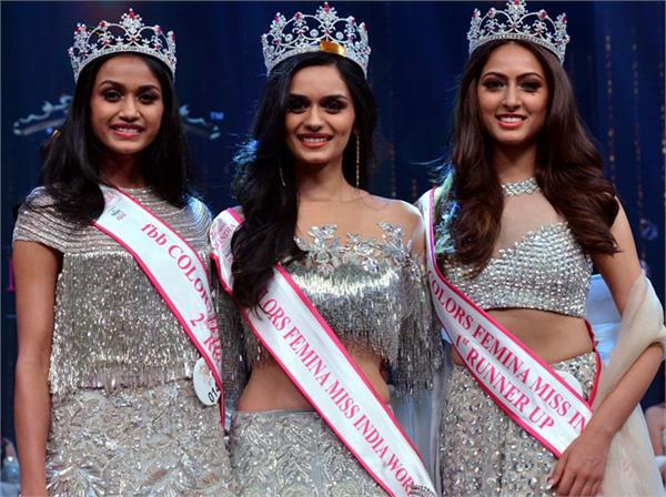 fbb femina   miss india 2017   became the girl of haryana