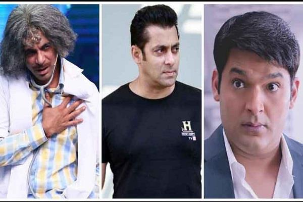 sunil does not do comedy  but immerses himself in character  salman