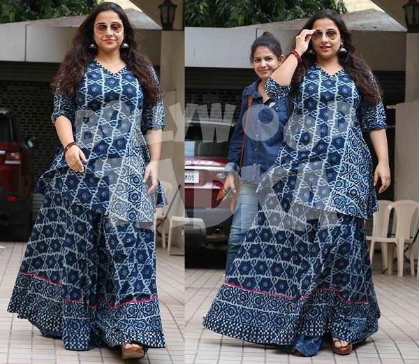 is vidya balan going to become mother