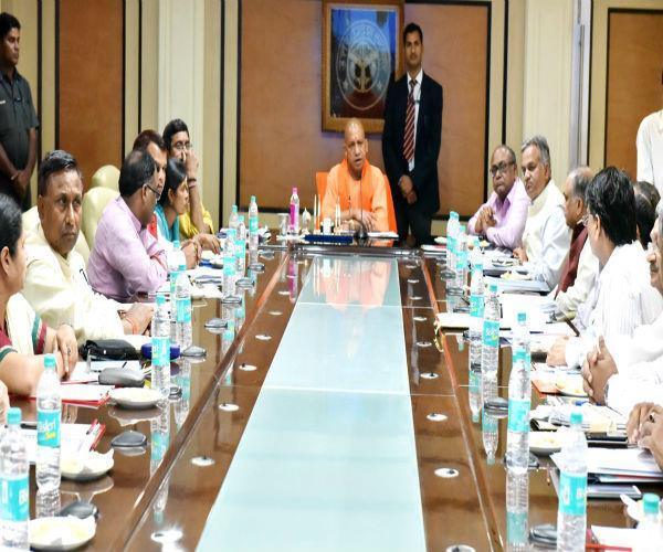 bjp leaders begin meeting discussions on government and organization