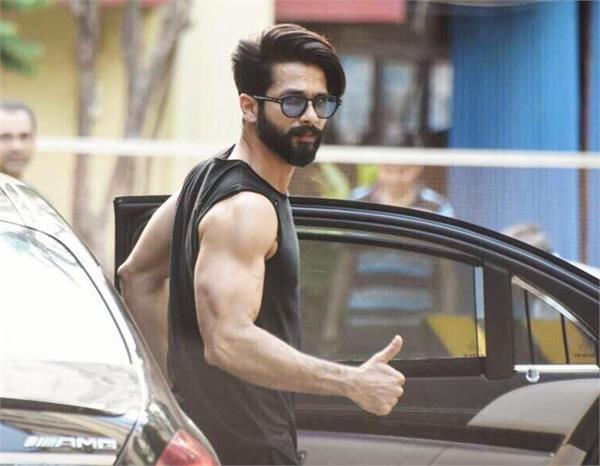 shahid kapoor shift the hotel