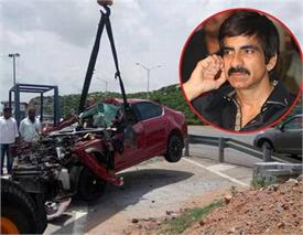 telugu actor  s brother dies in road accident