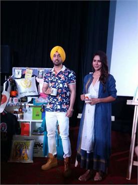 फ़िल्म  सुपर सिंह रिलीज से पहले आई फैशन लाइन में