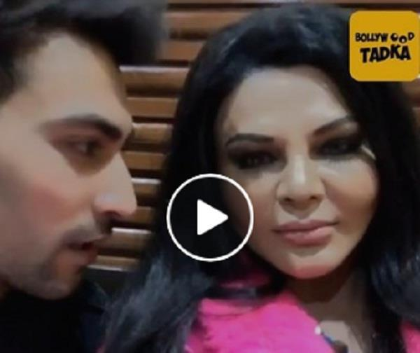 one more time rakhi sawant ditches love for money