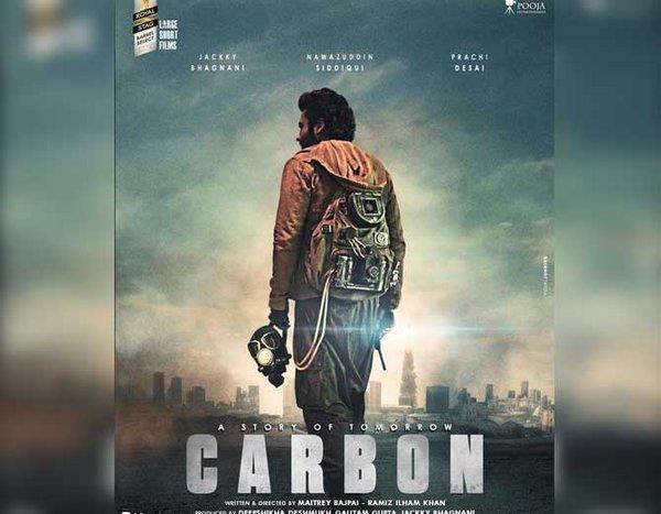 nawazzudin siddiqui prachi desai film carbon trailer release