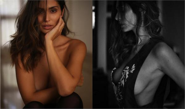 bruna abdullah topless photo become viral on social media