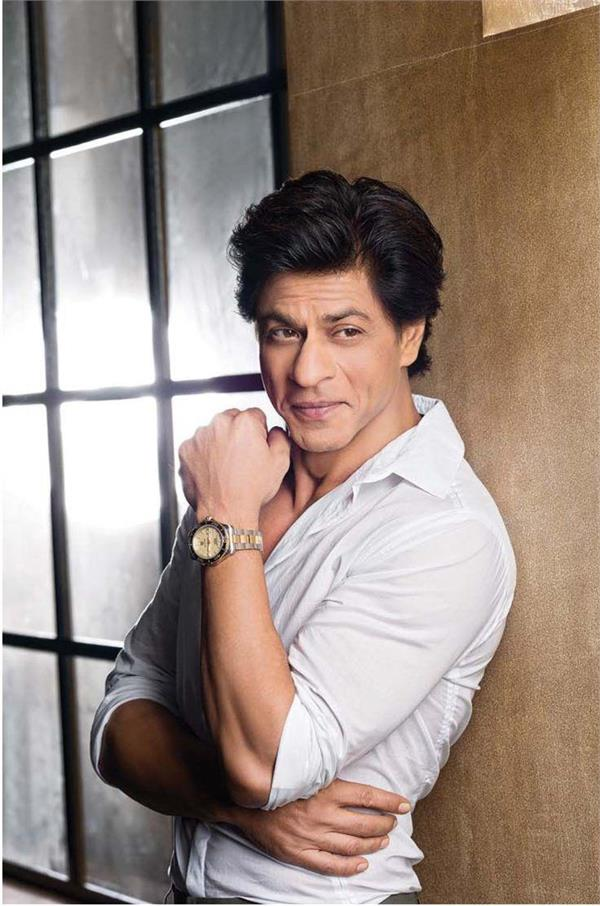 parriji has accepted the culture  shahrukh