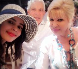 डोनाल्ड ट्रंप की पत्नी से मल्लिका शेरावत ने की खास मुलाकात,शेयर की तस्वीर