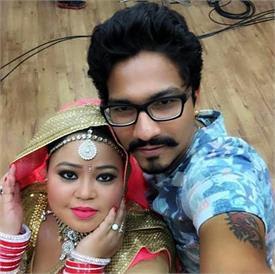अपनी शादी को लेकर कॉमेडियन भारती सिंह ने किया बड़ा ऐलान
