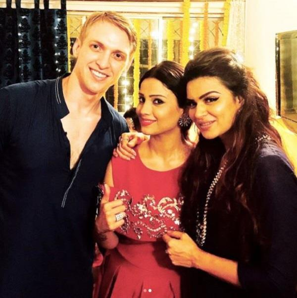 nach baliye 8 couple aashka goradia brent goble get engaged