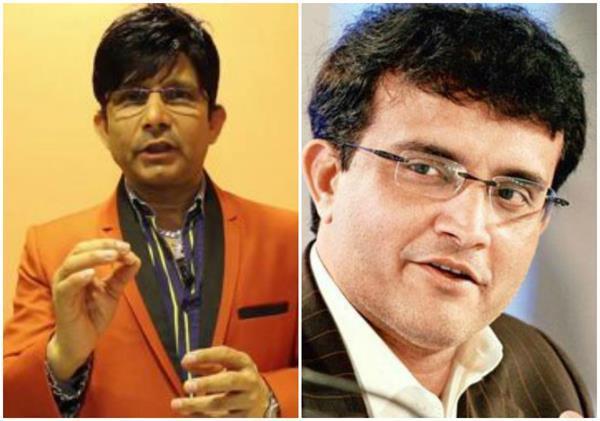 krk calls sourav ganguly corrupt