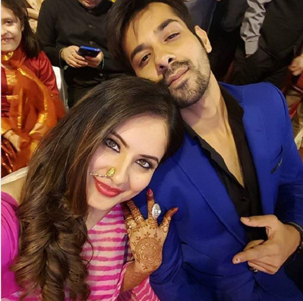 pooja banerjee gets engaged with kunal verma