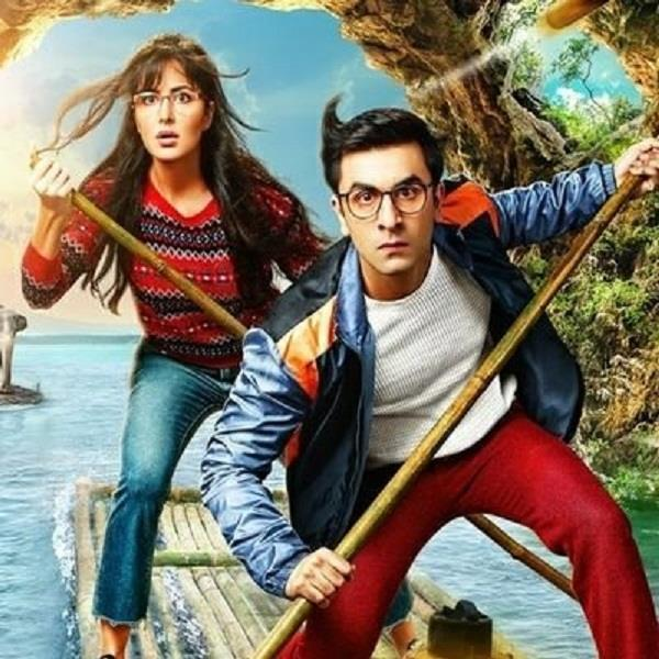 jagga jasoos faces decline in business on tuesday with just