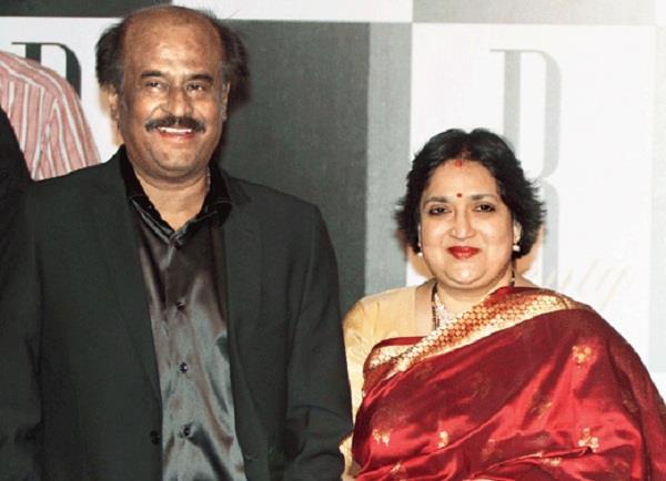 rajinikanth wife owned school locked over non payment of rent