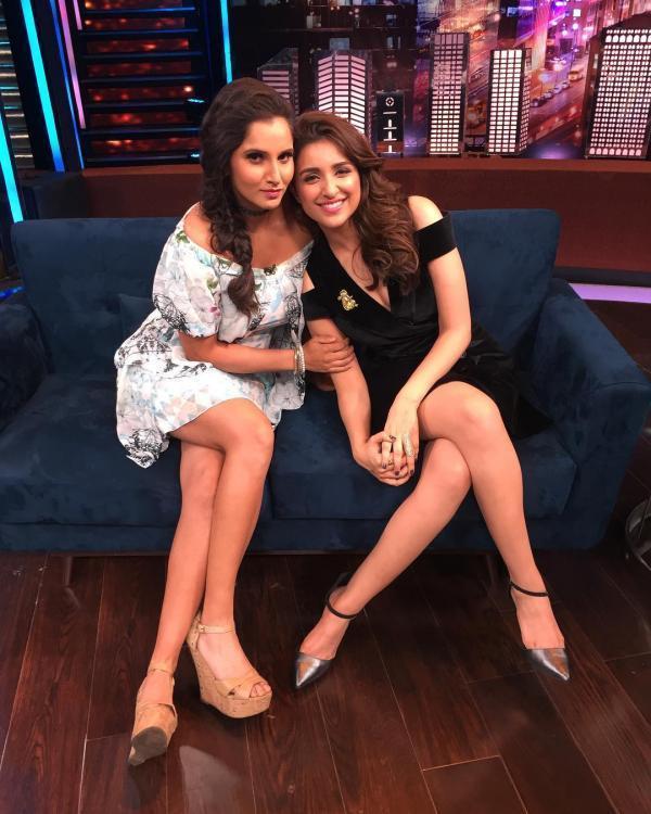 parineeti chopra  will play role of sania mirza