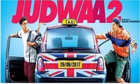 अपने बर्थडे के खास मौके पर डेविड धवन ने 'जुड़वा 2' का पोस्टर किया रिलीज