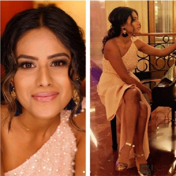 nia sharma shares her new look pictures