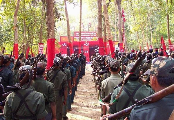 dragon use naxalites for disturbing india