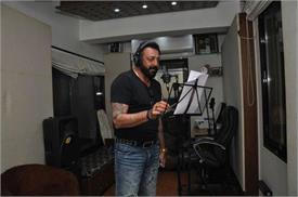 संजू बाबा ने गाया फिल्म 'भूमि' के लिए गाना, बोले अब म्यूजिक का दौर भी बदला