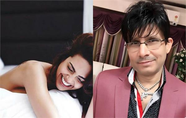 krk controversial comments on esha gupta