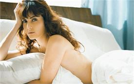 mandana karimi topless