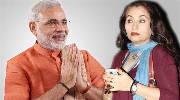 salma agha praises pm on triple talaq verdict