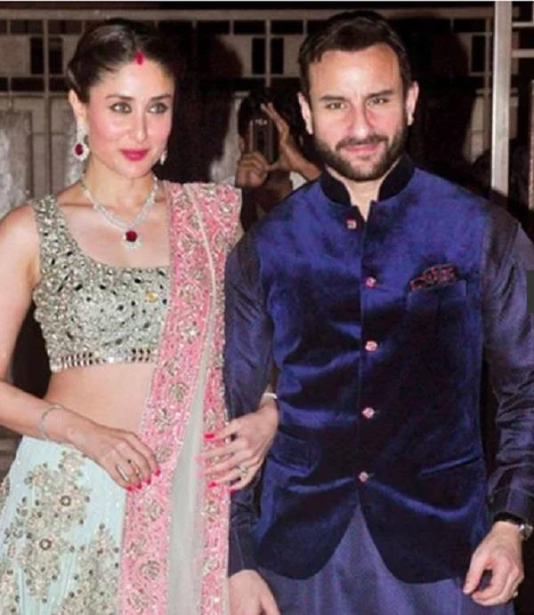 saif ali khan and kareena kapoor wedding album