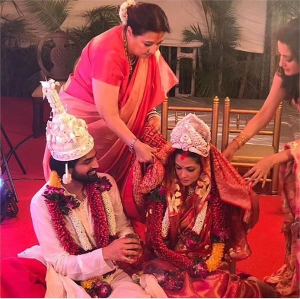 riya sen marriage shivam tiwari