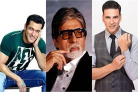 salman and akshay top position in the forbes list