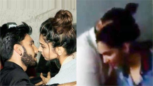 deepika padukone ranveer singh intimate video