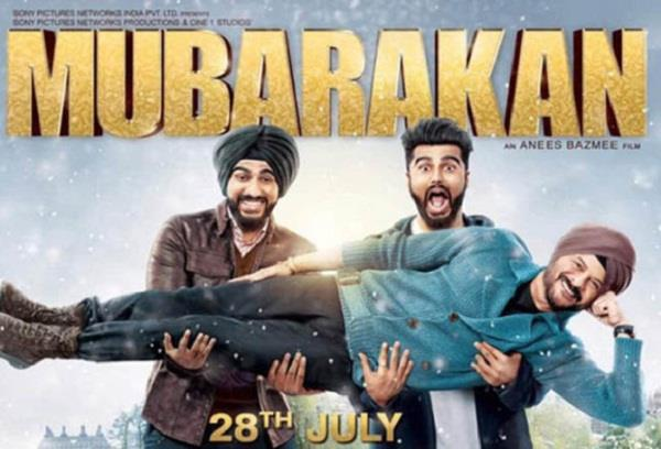 it was not thought that   mubarakan   will last for four weeks