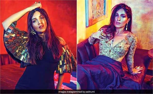 see the latest pictures of bhumi pednekar