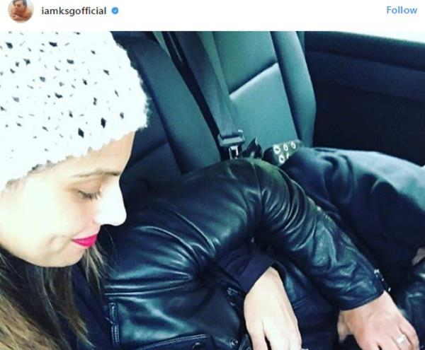 karan bipasha shared romantic picture of shares fame of x wife