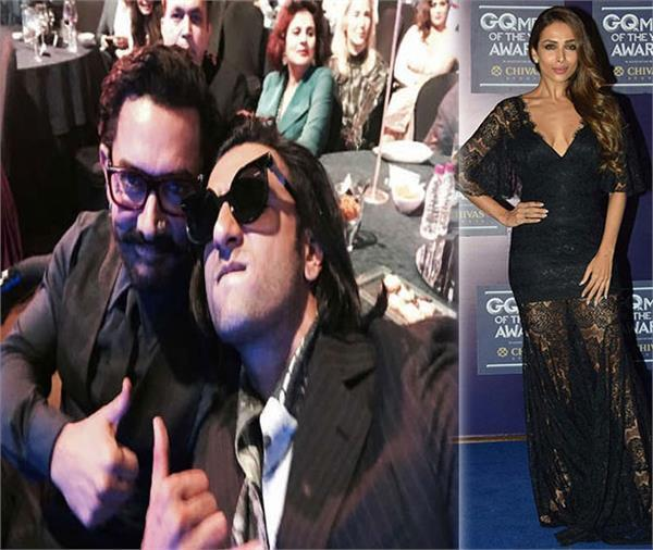 aamir khan in gq awards