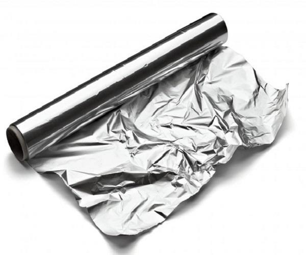 in addition to packing use these aluminum foil in 8 ways