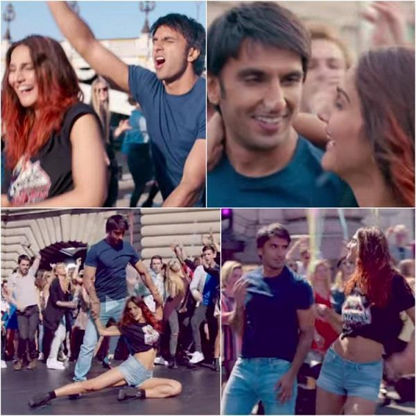 ranveer and vaani song 300 million views on youtube