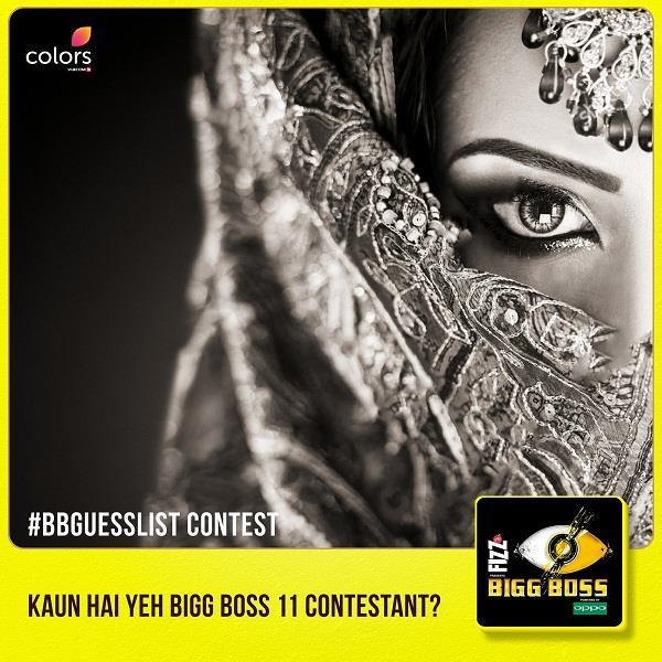 bb 11 makers asked fans to guess the first contestant
