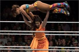 VIDEO: जब WWE रिंग में सलवार सूट पहनकर उतरीं महिला तो बोली