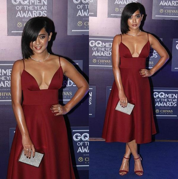 sayani gupta in bold look