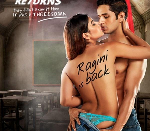 first poster of ragini mms 2 2 returns