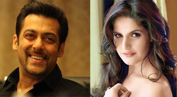 debuting with salman khan was like a dream for zarina khan