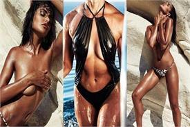 कभी बिकिनी उतार धूप में तो कभी पानी में इस मॉडल की तस्वीरें ढा रही कहर, देख मचलेगा मन