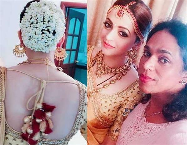 bhavana menon married naveen krishna