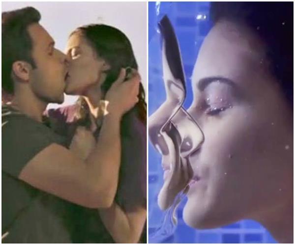 amyra dastur emran hashmi kiss