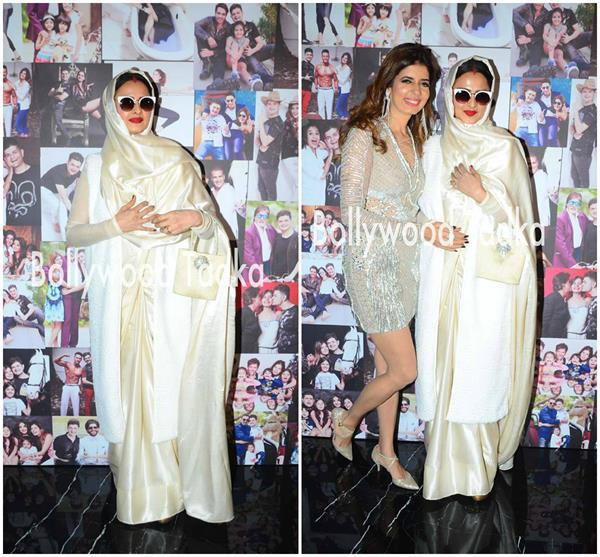 rekha at dabboo ratnani calendar launch 2018