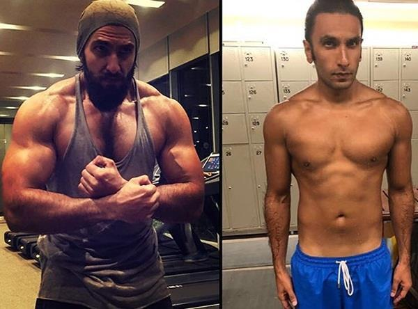 ranveer singh shocking transformation