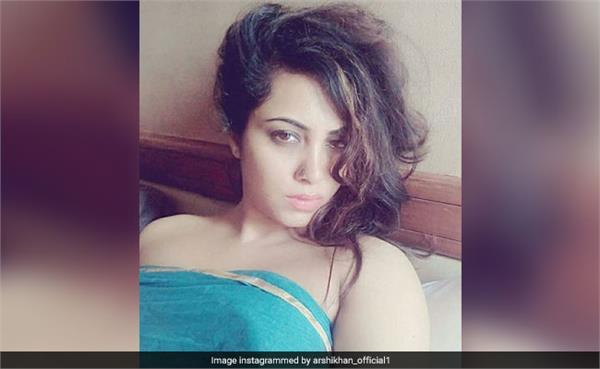 arshi khan preparing for khatron ke khiladi