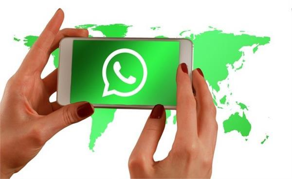 20 billion messages sent from whatsapp on new year in india report