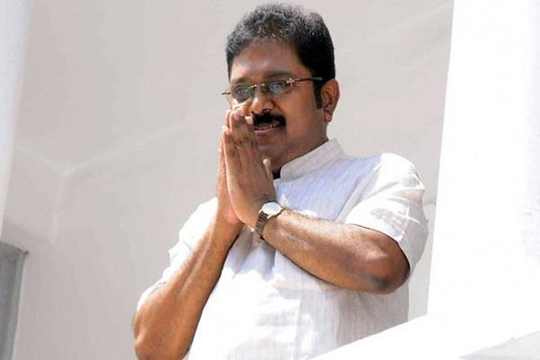 dinakaran announcement new party on birth anniversary of mgr