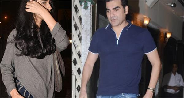 arbaaz khan spotted on dinner date with mystery woman